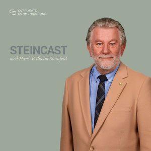 Steincast med Hans-Wilhelm Steinfeld